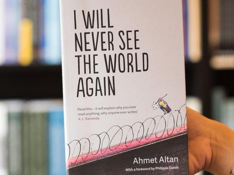 Memoar yang ditulis penulis Turki Ahmet Altan Foto: Wardahbooks/Istimewa