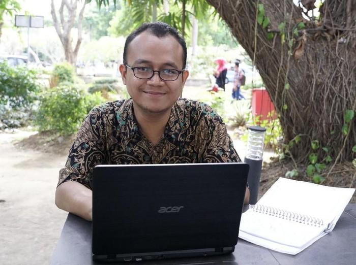 Fachruddin Ari Setiawan/Foto: Istimewa