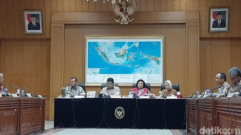 PM Malaysia Akan Surati Jokowi soal Asap, Menteri LHK Siap Adu Data