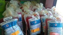 81 Kantong Darah di PMI Blitar Terpapar Penyakit Menular