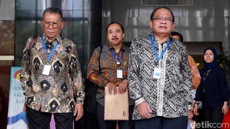 Para Profesor dan Guru Besar Menolak Revisi UU KPK