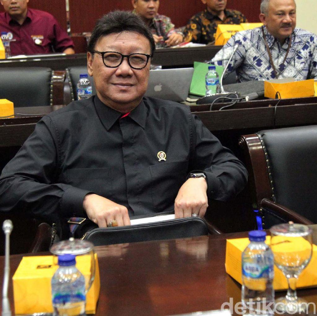 Tjahjo: Mungkin Saya Satu-satunya Menteri yang Tak Pernah ke Luar Negeri