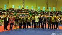 Polri Buka Kejuaraan Taekwondo Kapolri Cup 2019 di Cibubur