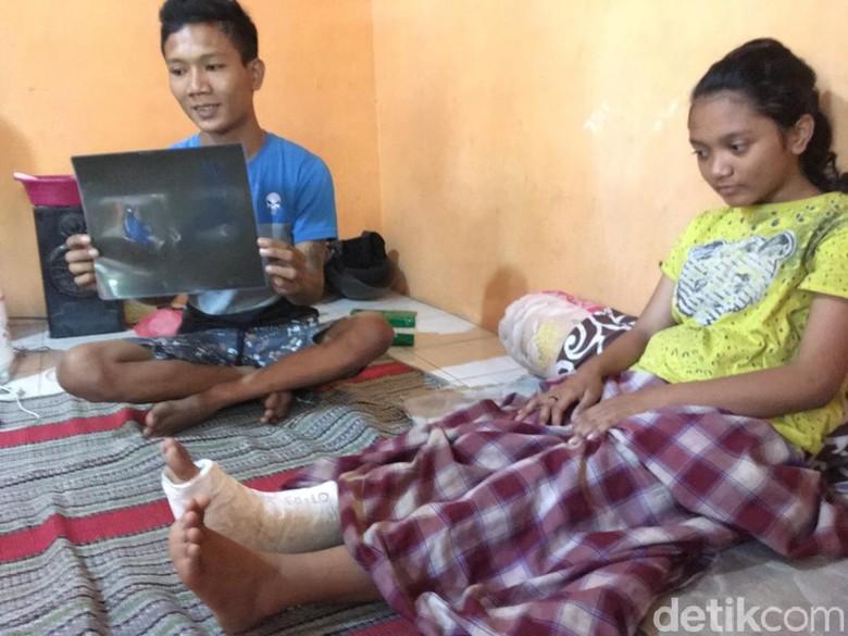 Siswi Didorong Temannya Hingga Cedera, Keluarga Sesalkan Sikap Sekolah