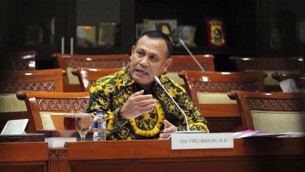 Pesan JK untuk 5 Pimpinan KPK 2019-2023: Bekerja dengan Baik