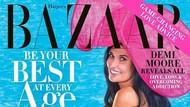 Demi Moore Pose Tanpa Busana untuk Majalah Fashion di Usia 56