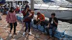 Melihat Kapal-kapal Penggerak Ekonomi Kepulauan Seribu