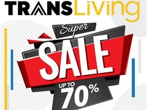 Paling Ditunggu! Ini Dia Promo Super Sale dari Trans Living