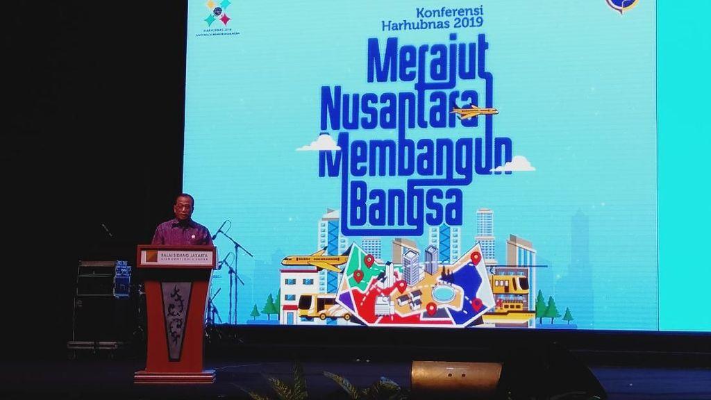 Buka Konferensi Hari Perhubungan Nasional, Menhub: Kita Rajut Nusantara