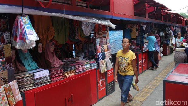 Melihat Suasana PKL Cicadas Bandung Setelah Ditata Pemerintah