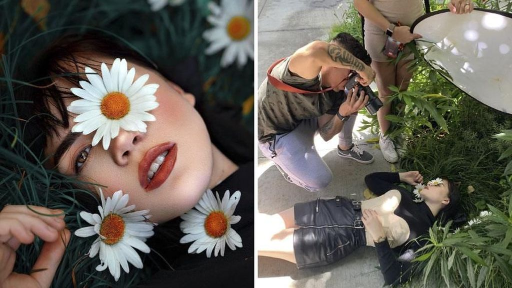 Fotografer Ini Punya Segudang Cara untuk Hasilkan Foto Keren
