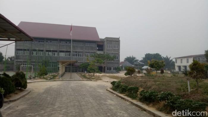 Pondek Pesantren Umul Qura (Chaidir Anwar Tanjung/detikcom)