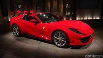Mobil Atap Terbuka Paling Ngebut dari Ferrari