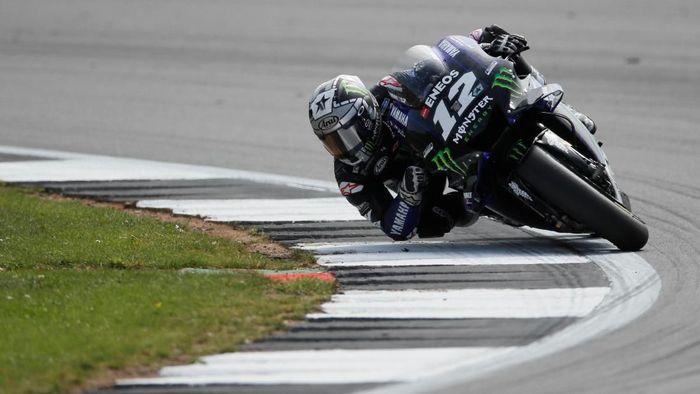Maverick Vinales optimistis menatap MotoGP Jepang di akhir pekan ini. (Foto: David Klein/Reuters)