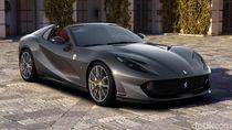 Ferrari 812 GTS, Mobil Atap Terbuka Paling Ngebut