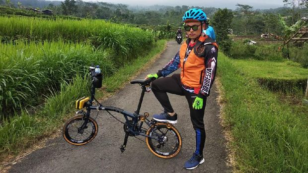 Modifikasi Sepeda Lipat, Butuh atau Gaya?