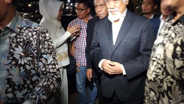 Xanana Gusmao Sambangi Kediaman BJ Habibie