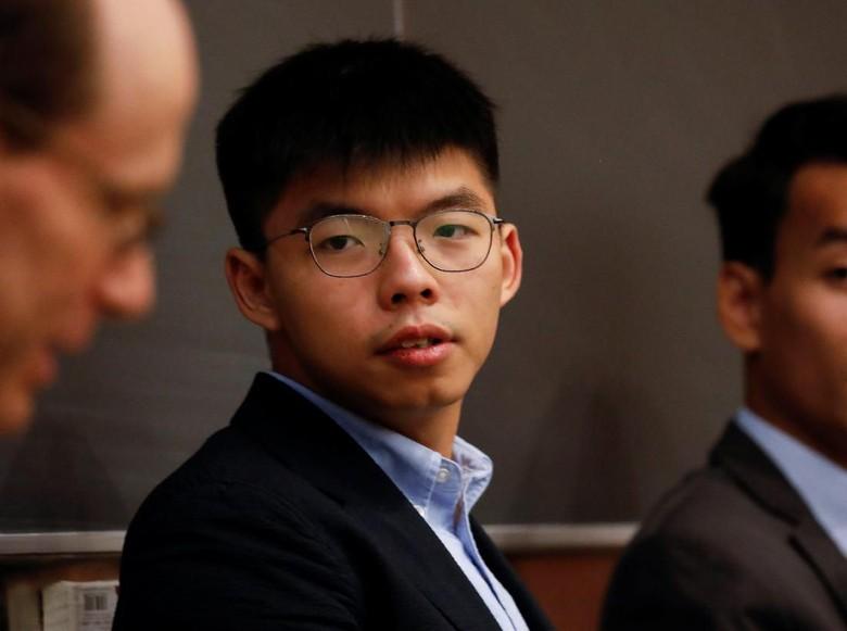 China Kecam Politikus Thailand yang Tunjukkan Dukungan ke Aktivis Hong Kong