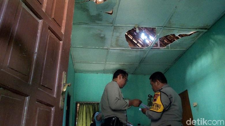 44 Rumah Rusak Terdampak Ledakan Gudang Peledak Brimob di Semarang