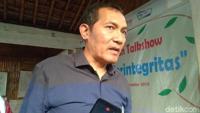 Wakil Ketua KPK periode 2015-2019, Saut Situmorang