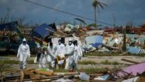 Badai Tropis Humberto Terjang Bahama