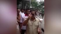 Jajal Esemka, Prabowo Acungkan Jempol