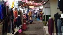 Sedih! Gara-gara Kabut Asap Pedagang Kehilangan Pembeli