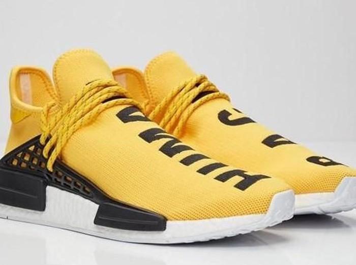 Sneakers 3. Adidas NMD Pharrell Human Race Yellow (Foto: Dok. ist)