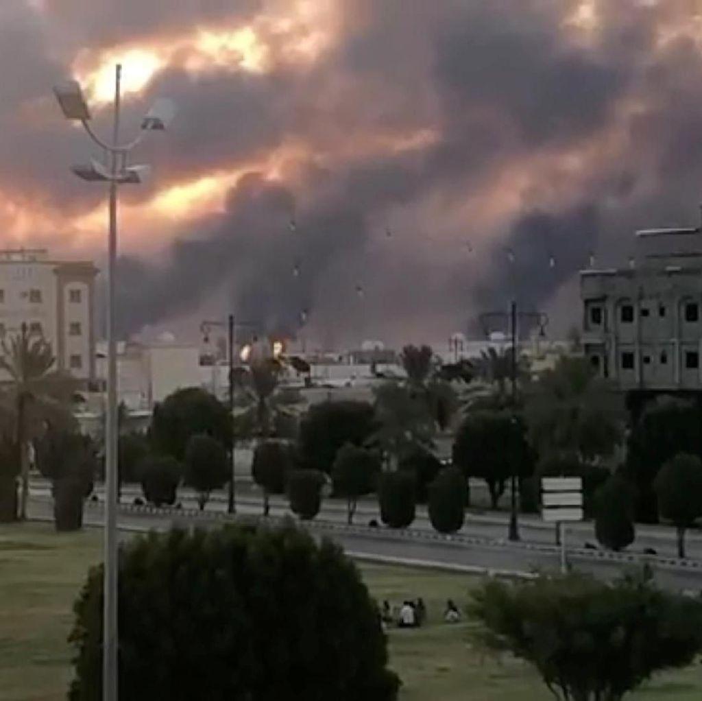 Pemerintah RI Kecam Serangan Drone ke Fasilitas Minyak Arab Saudi