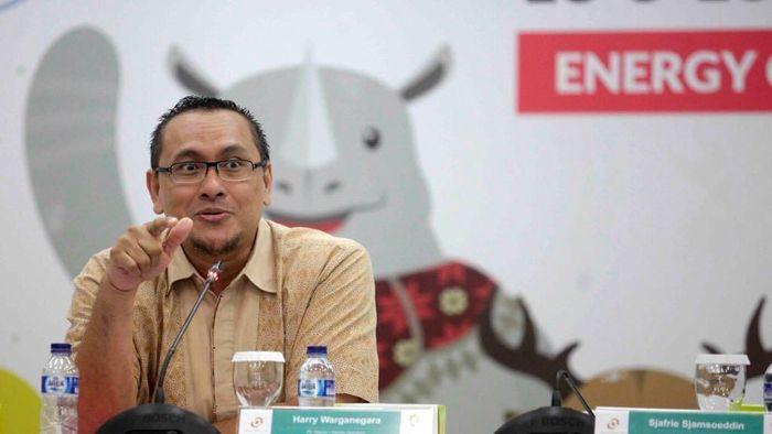 Harry Warganegara, CdM Indonesia ke SEA Games 2019 Filipina. (Istimewa)