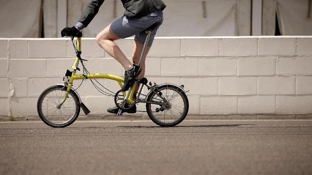 Sepeda Hits Harga Selangit