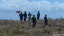 Melihat Patroli Pulau Terdepan di Tengah Padang Rumput Nan Eksotis
