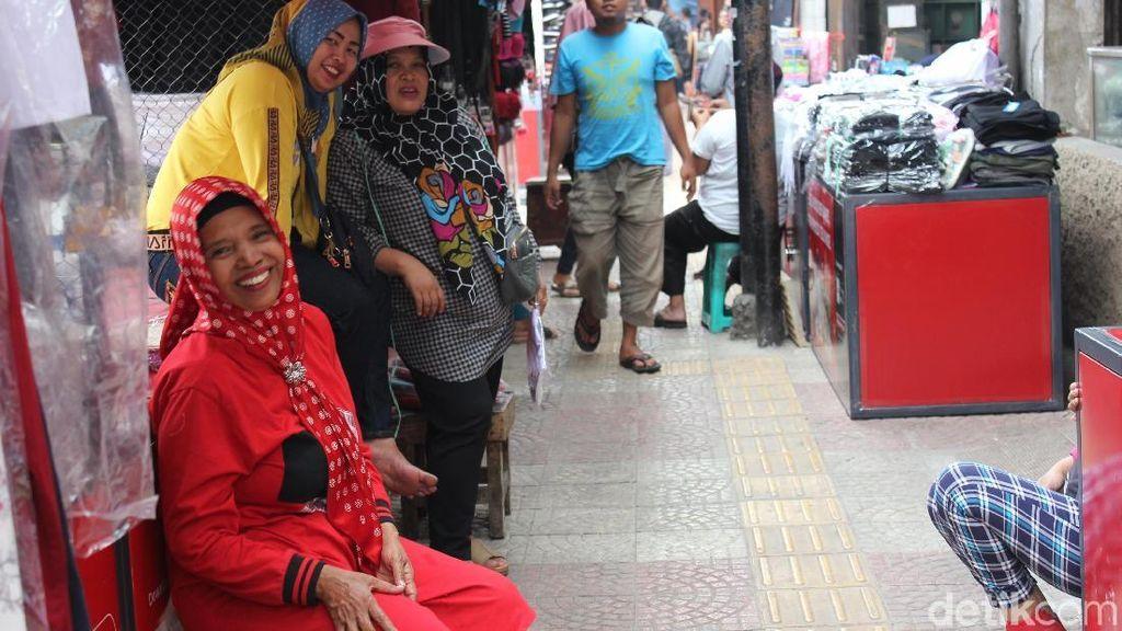 Melihat Kembali PKL Cicadas Bandung Setelah Ditata Pemerintah