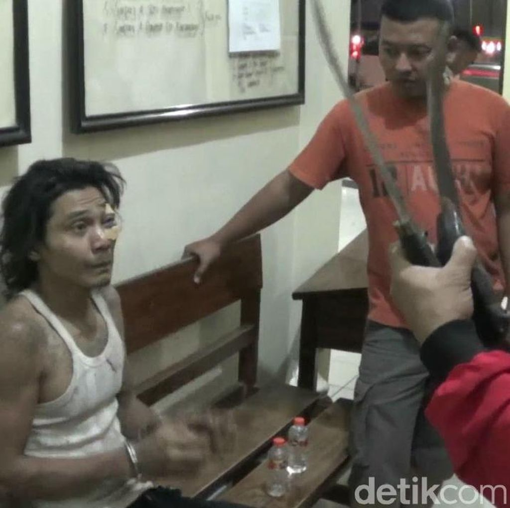 Anak Bacok Ibu Kandungnya di Blitar Ternyata Residivis Narkoba