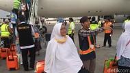 Kloter Terakhir Debarkasi Solo Tiba, 13 Jemaah Masih Perawatan