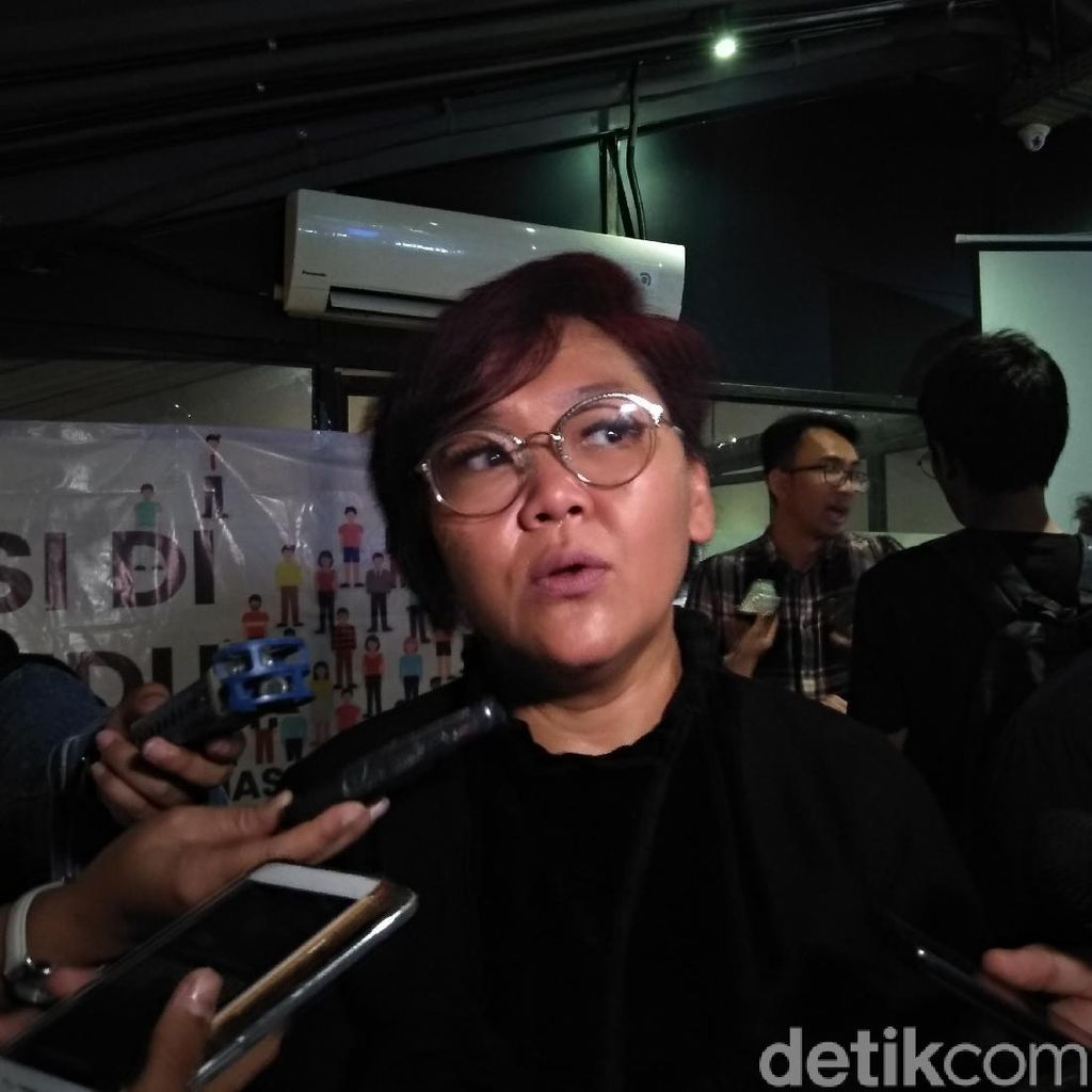 Anita Wahid: Kalau Jokowi Tak Ajak Bicara Pimpinan KPK akan Tambah Masalah