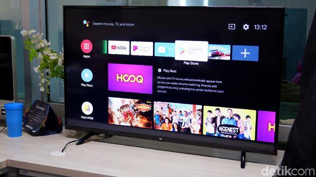 Mi TV 4A, TV Pintar Layar Besar yang Ramah Kantong