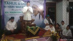 Kenang Mbah Moen, Hari Santri Nasional Jateng Dipusatkan di Rembang