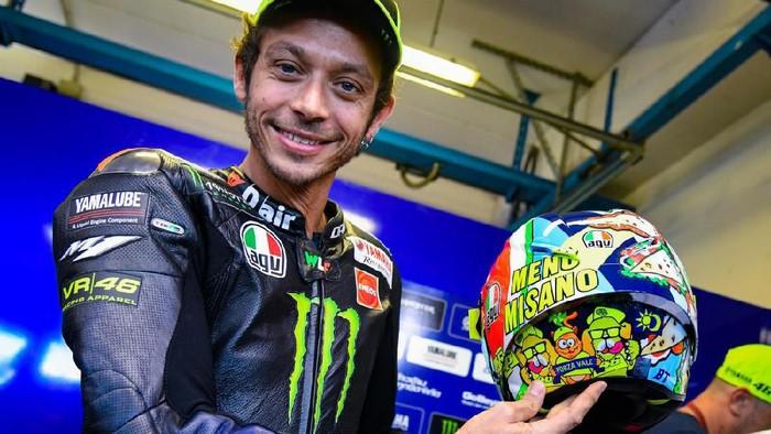 Valentino Rossi. Foto: Dok. MotoGP.com