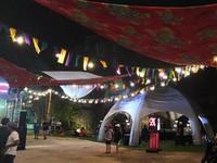 Cerita Saleh Husein Bangun Titik Temu di Festival