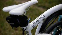 Naik Sepeda Brompton Nggak Usah Beli, Bisa Disewa Rp 19.000/Hari