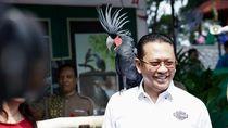 Bamsoet Buka Lomba Burung Berkicau di DPR