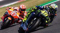 MotoGP Spanyol: Rossi Jagokan Marquez Jadi Juara Dunia, Marquez... Jagokan Diri Sendiri