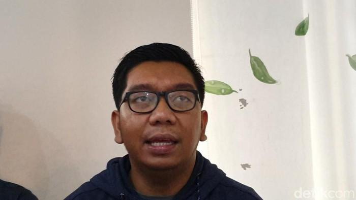 Peneliti ICW, Kurnia Ramadhana