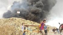 Video 15 jam Kebakaran di TPA Makassar