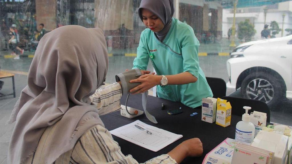 Udara Buruk Riau, Avanza-Veloz Sebangsa Sediakan Layanan Kesehatan