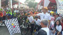 Hadiri Fun Bike Tour de Linggarjati, Ridwan Kamil Harapkan Ini