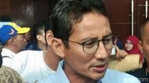 Revisi UU KPK, Sandiaga: Saya Tak Sepakat Soal Pegawai KPK jadi ASN
