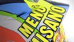 Perpaduan Makanan Italia di Helm Spesial Valentino Rossi