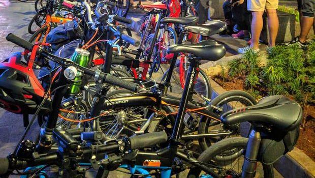 Bagaimana tips memilh sepeda lipat?